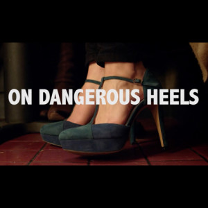 sq-On dangerous heels